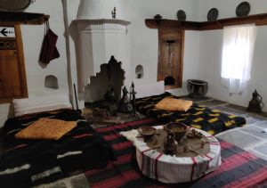 Museo Etnográfico de Berat, exposición interior
