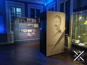 Museo Nikola Tesla en Belgrado