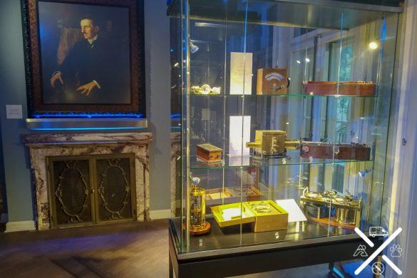 Museo de Nikola Tesla en Belgrado, todo es original