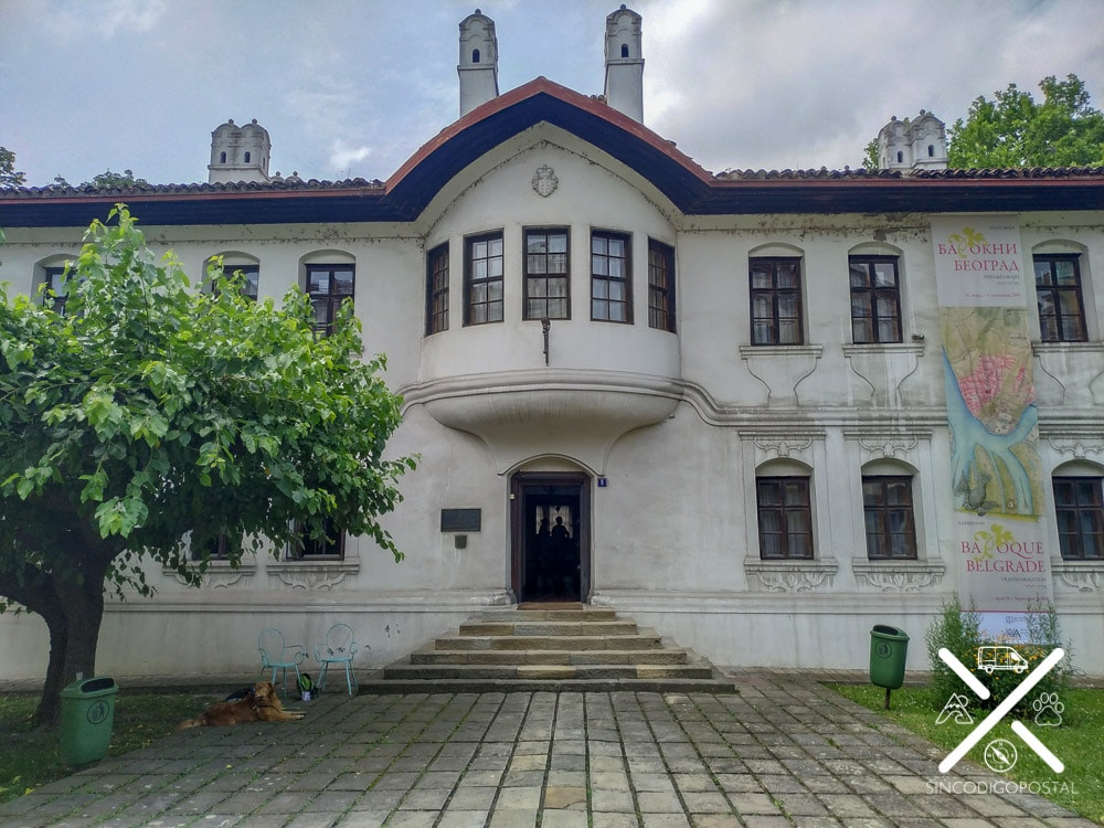 Palacio de la Princesa Ljubica