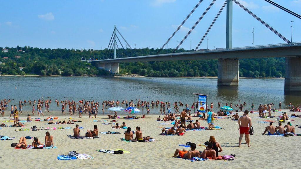 Playa Strand de Novi Sad