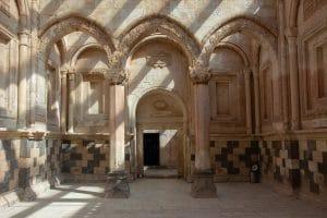 Preciosa habitación del Palacio de Ishak Pachá