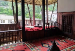 Preciosos salones típicos otomanos