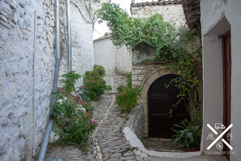 Rincones para perderse en la parte vieja de Berat