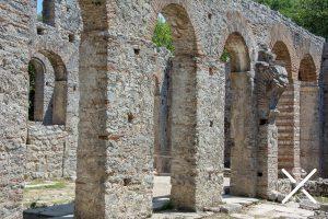 Arcos de la Basílica