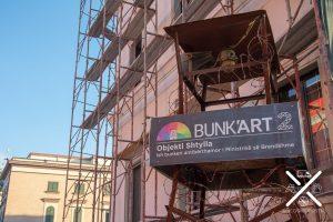 Bunk´art 2 , museo de arte dentro de Tirana