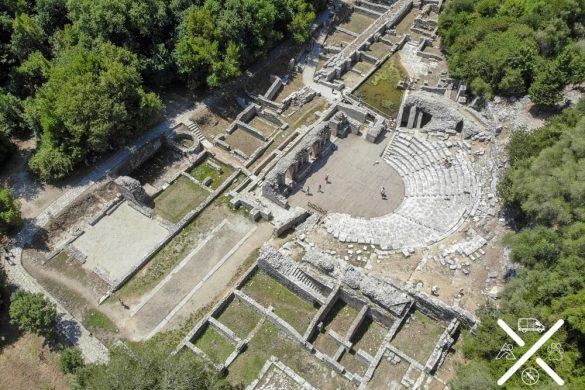 Butrinto, ciudad antigua