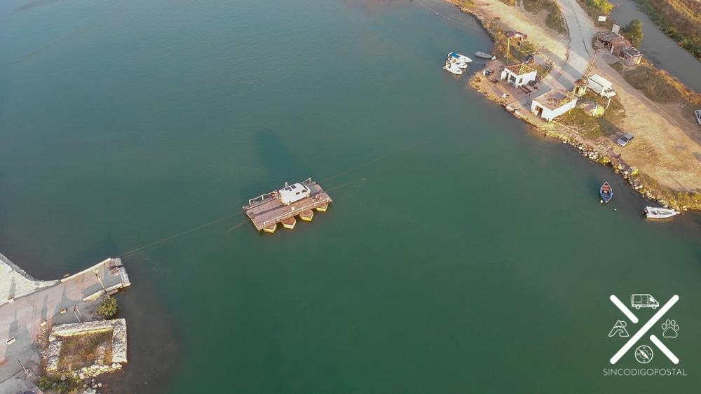 Ferry de Butrinto