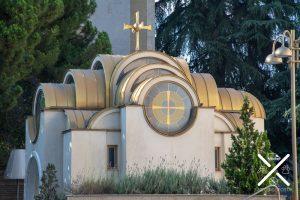 Pequeña iglesia al lado de la Cadteral de la resurrección