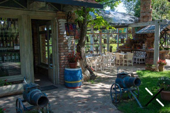 Preciosa la bodega bodega Shumi Winery Kakheti
