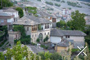 Pueblo de Gjirokastra