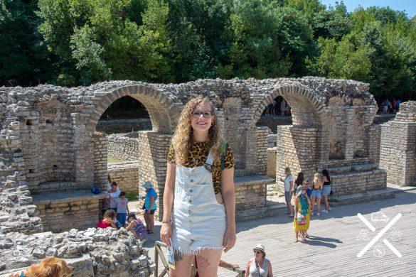 Teatro Romano en Butrinto
