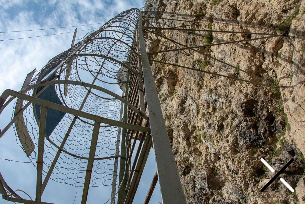 escaleras del Pilar de Katskhi