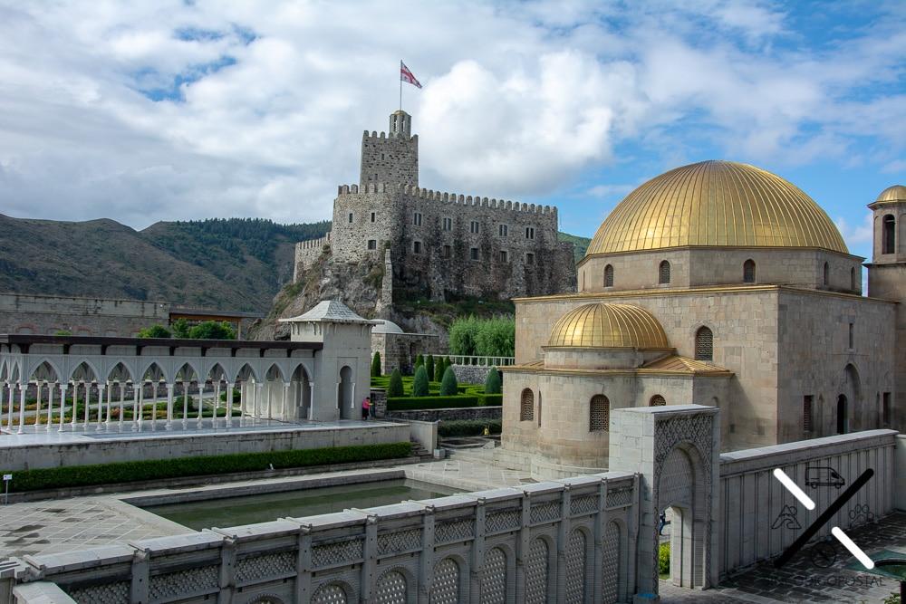 Catedral realizada al estilo de la Catedral Sofía de Turquia