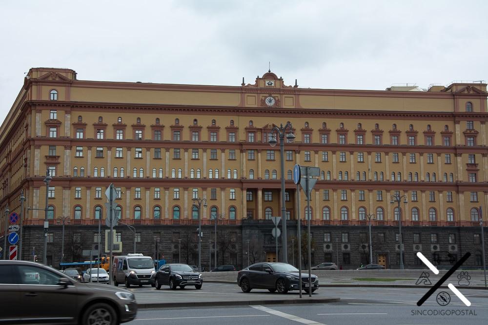 Edificio de la KGB