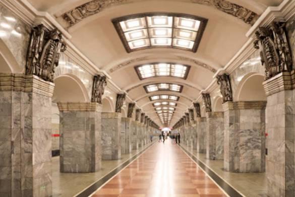 Galerias del metro de San Petesburgo