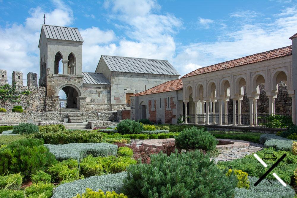 Jardines del Castillo de Rabati