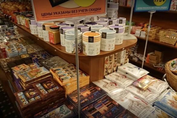 La mejor tienda de souvenirs en San Petesburgo