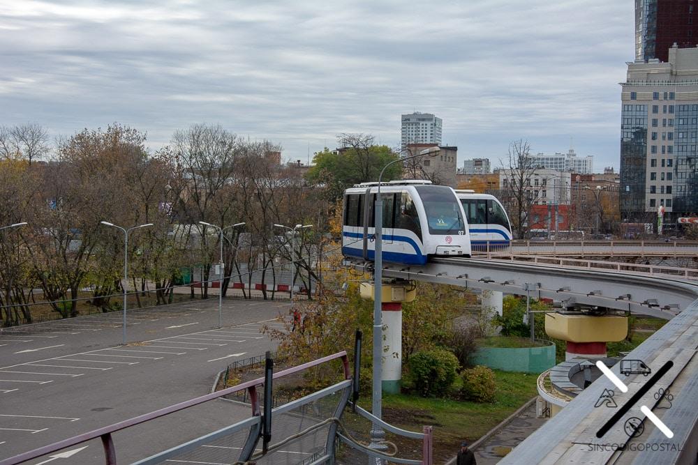Monorail de Moscú