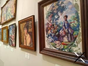 Para todos los gustos de pintura, hay una exposición dentro del Museo del Hermitage