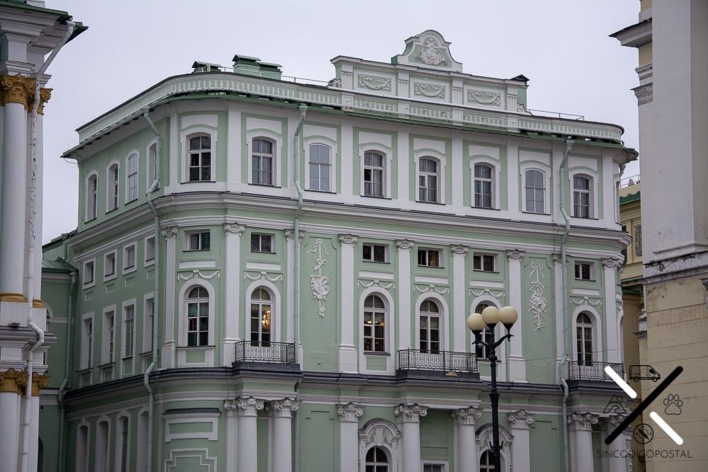 Pequeño Palacio de Invierno