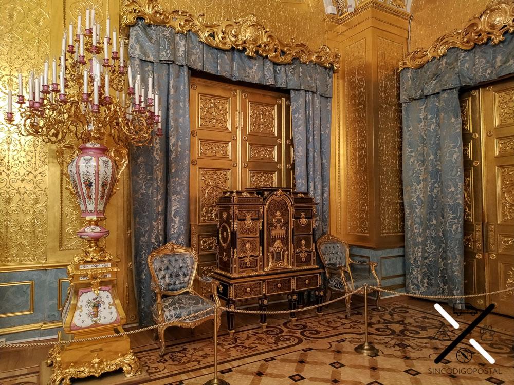 Todo el oro parecía insuficiente para los zares de Rusia
