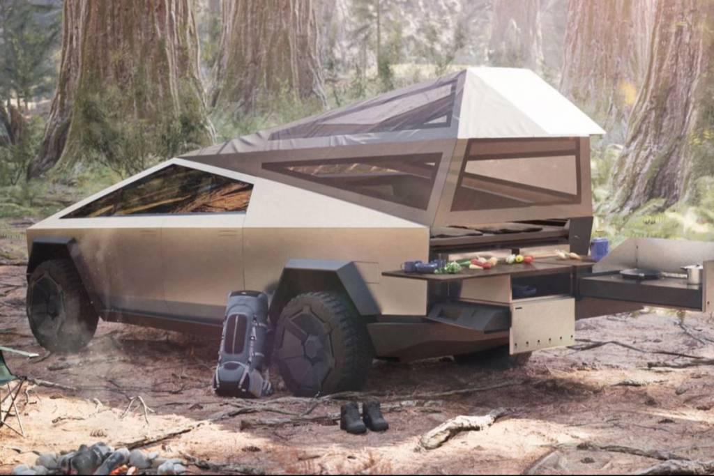 Si el dinero te alcanza, siempre puedes comprar el nuevo Tesla Cybertruck camper :)