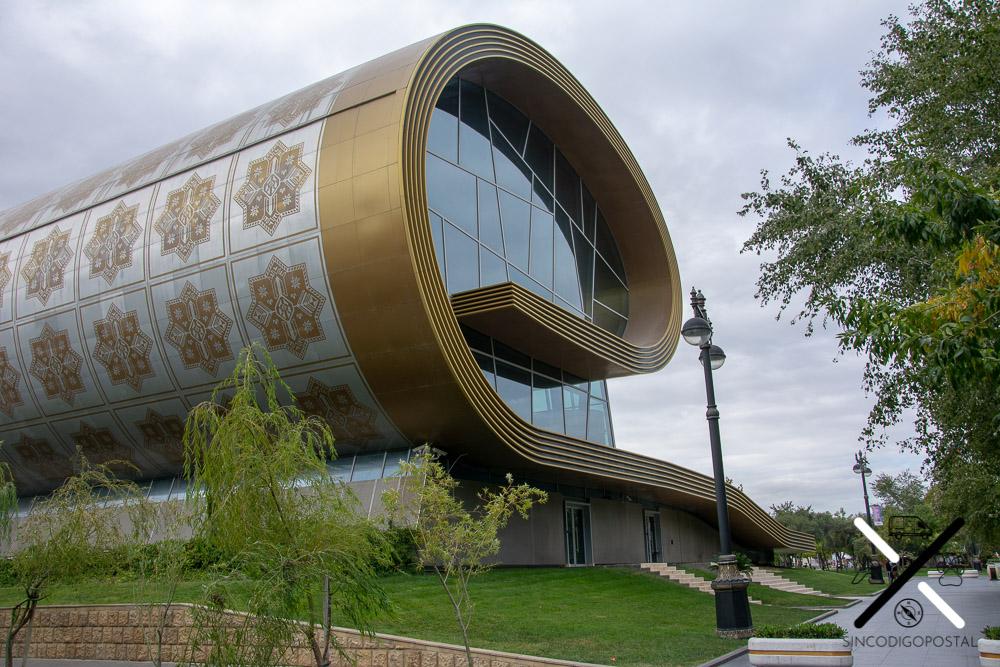 Museo de la alfombra en Bakú