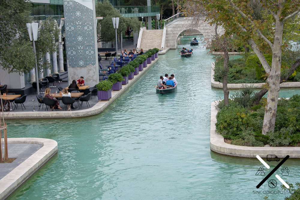 Pequeña Venecia donde dar un paseo en barco