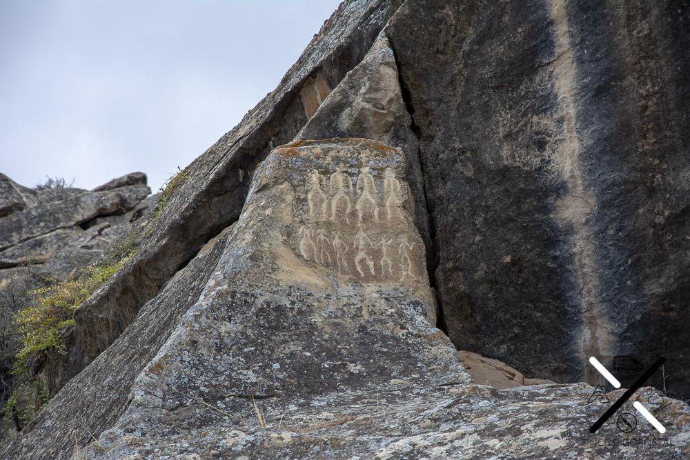 Petroglifos del Parque Nacional del Gobustán