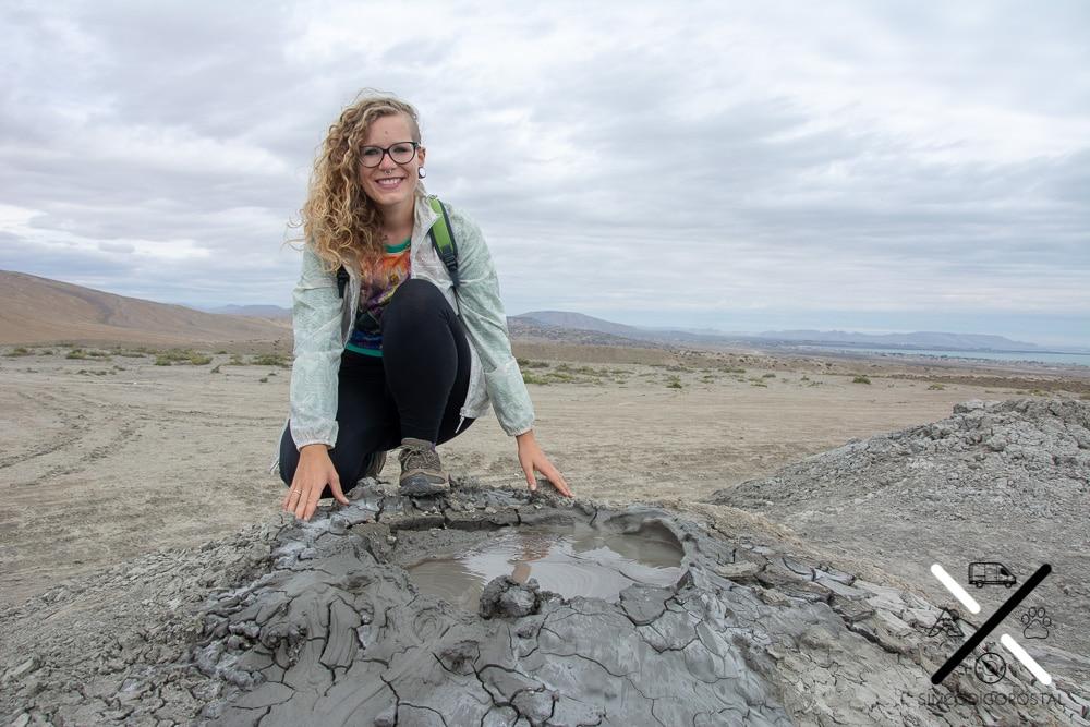 volcanes de lodo del Gobustán