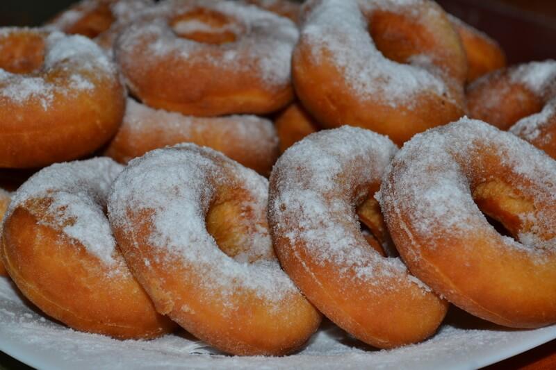 Donuts rusos, ponchik