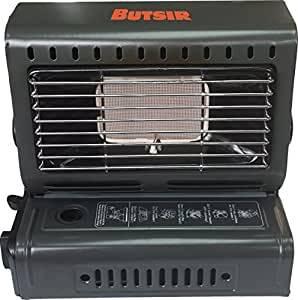 Calefacción con cartucho de gas cp250