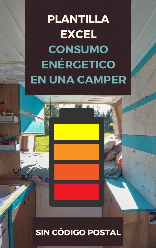 calculadora consumo energetico camper