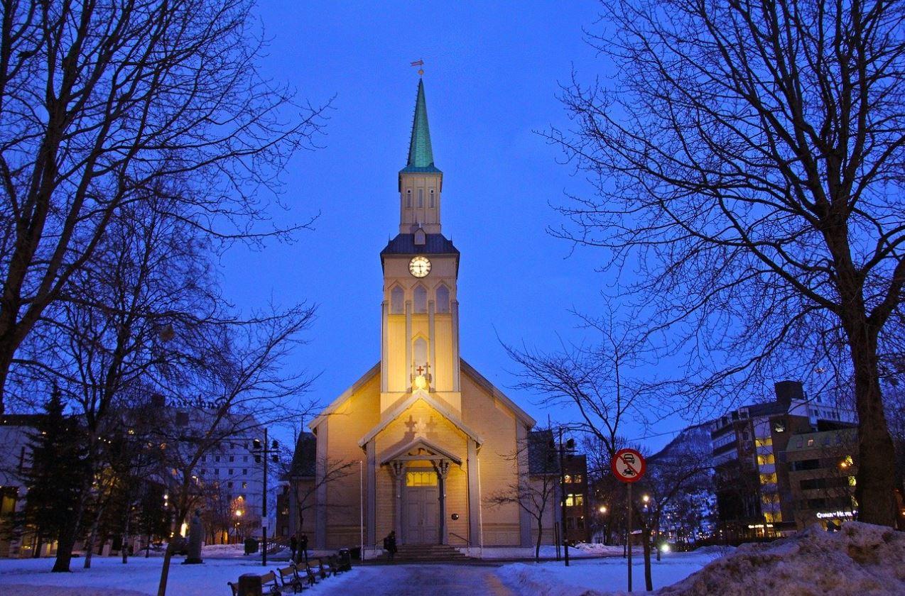 Catedral de Tromso, Noruega