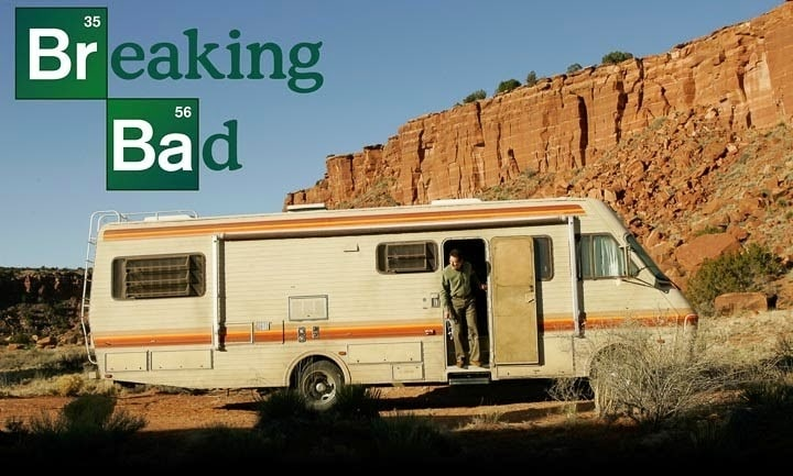 La autocaravana de Breaking Bad