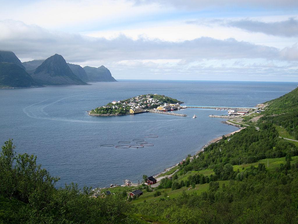 La isla de Husoy (Nelson Minar)