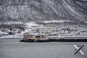 Puerto de Stortorget en Tromso