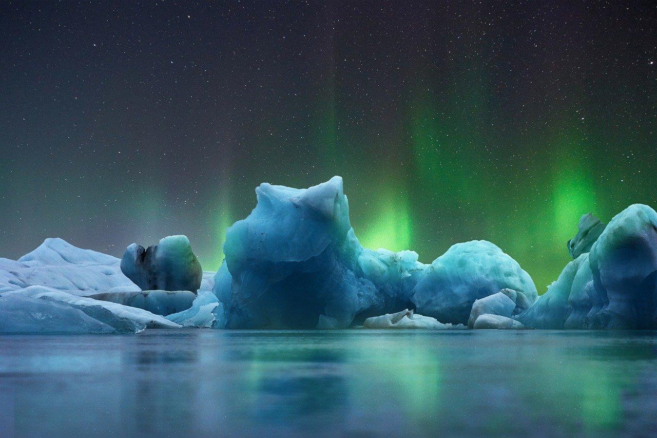 ¿Cómo son las auroras boreales?