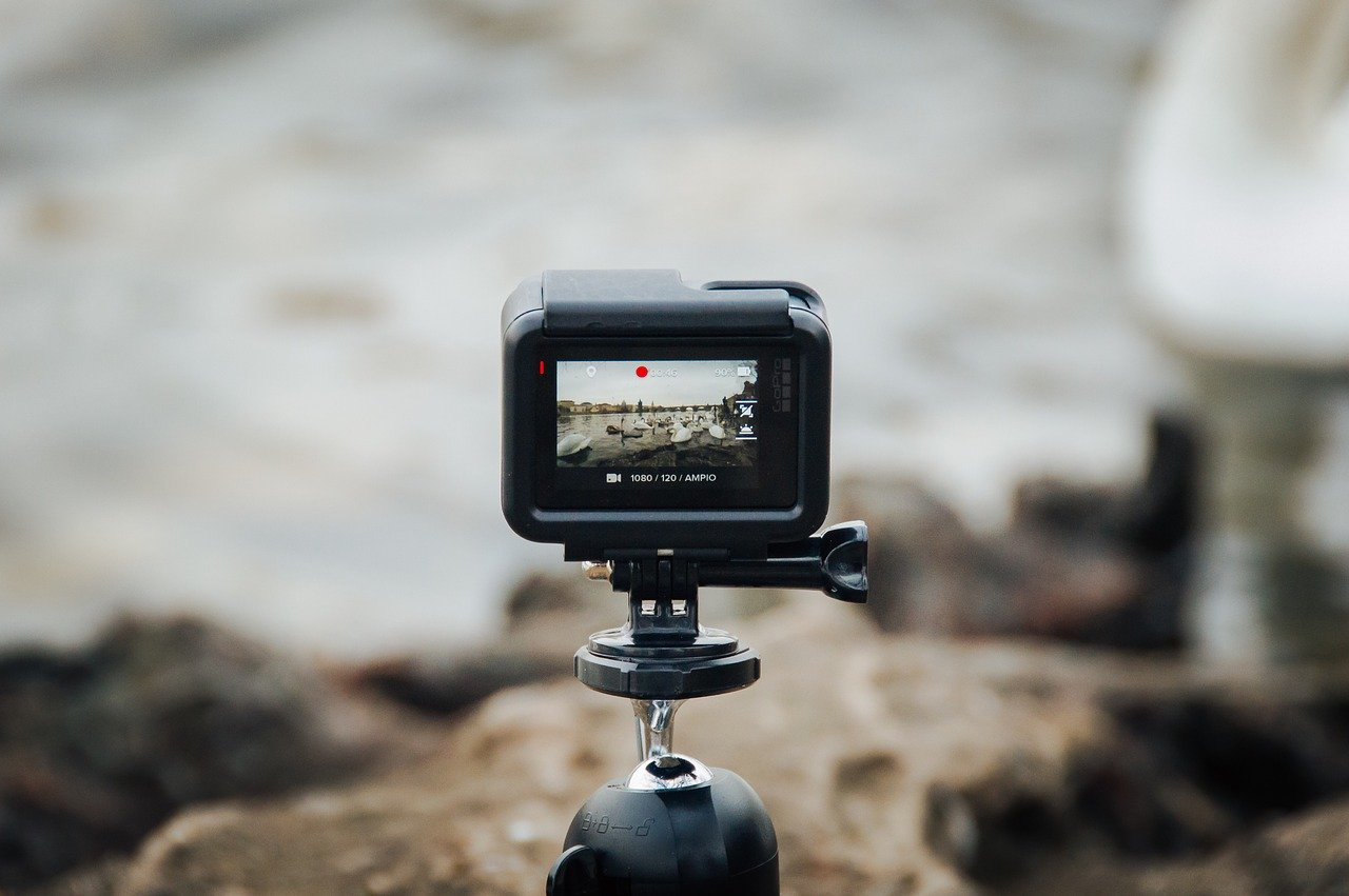 Con una gopro se pueden grabar auroras boreales