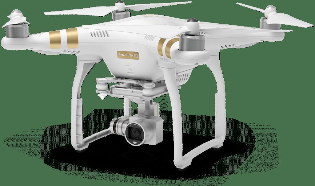 Hace un par de años los drones eran como el DJI Phantom