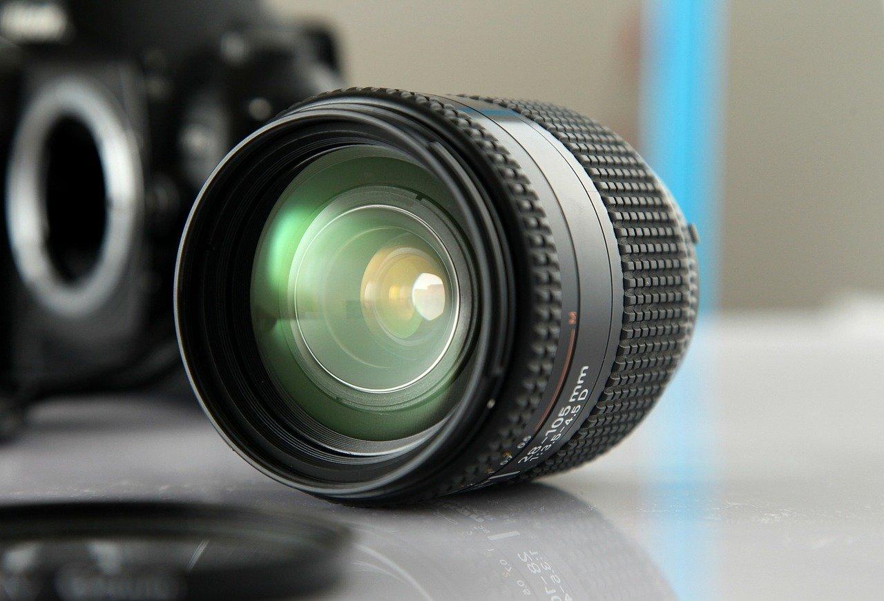 A mayor tamaño de objetivo, menor tiempo de exposición en los vídeos
