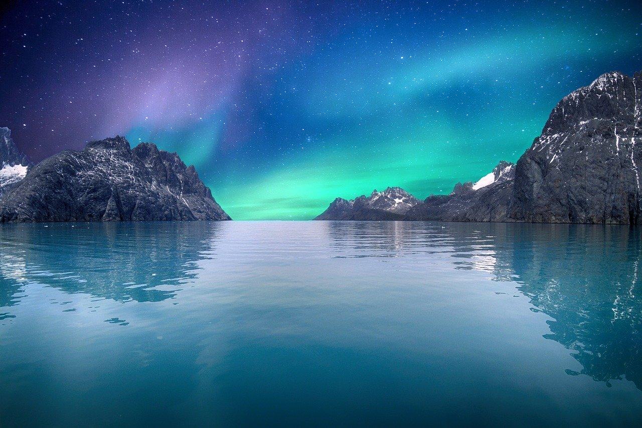 ¿Cuáles son los colores de las auroras boreales?