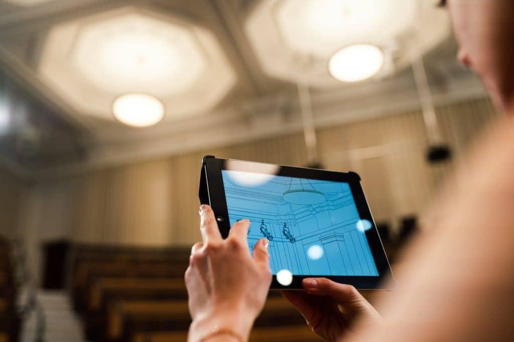 Trabajos de diseño y arquitectura también se pueden hacer online