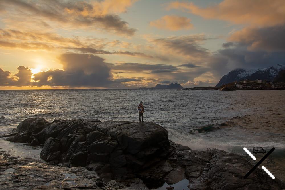 Alguna de las vistas de las islas Lofoten