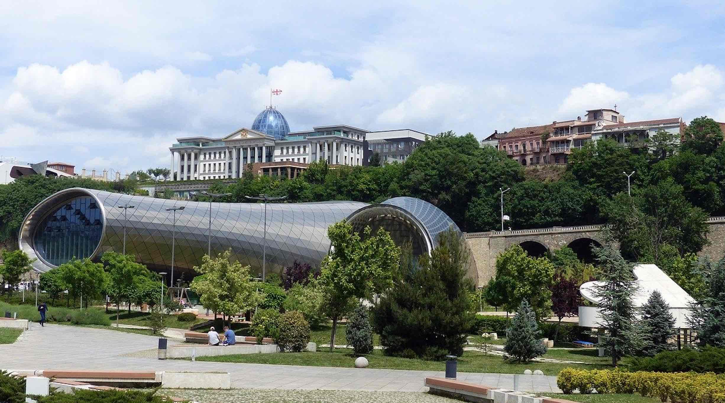 Auditorio Rike de Tbilisi