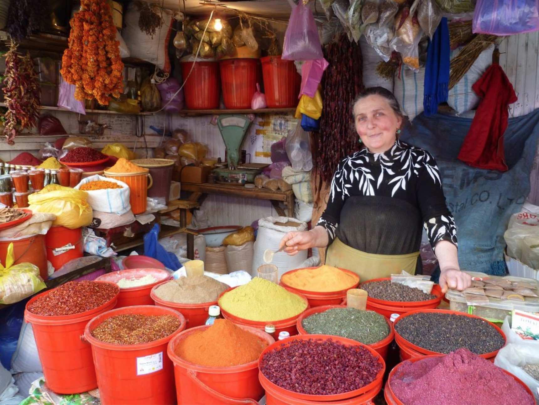 Bazar Dezerter Tbilisi