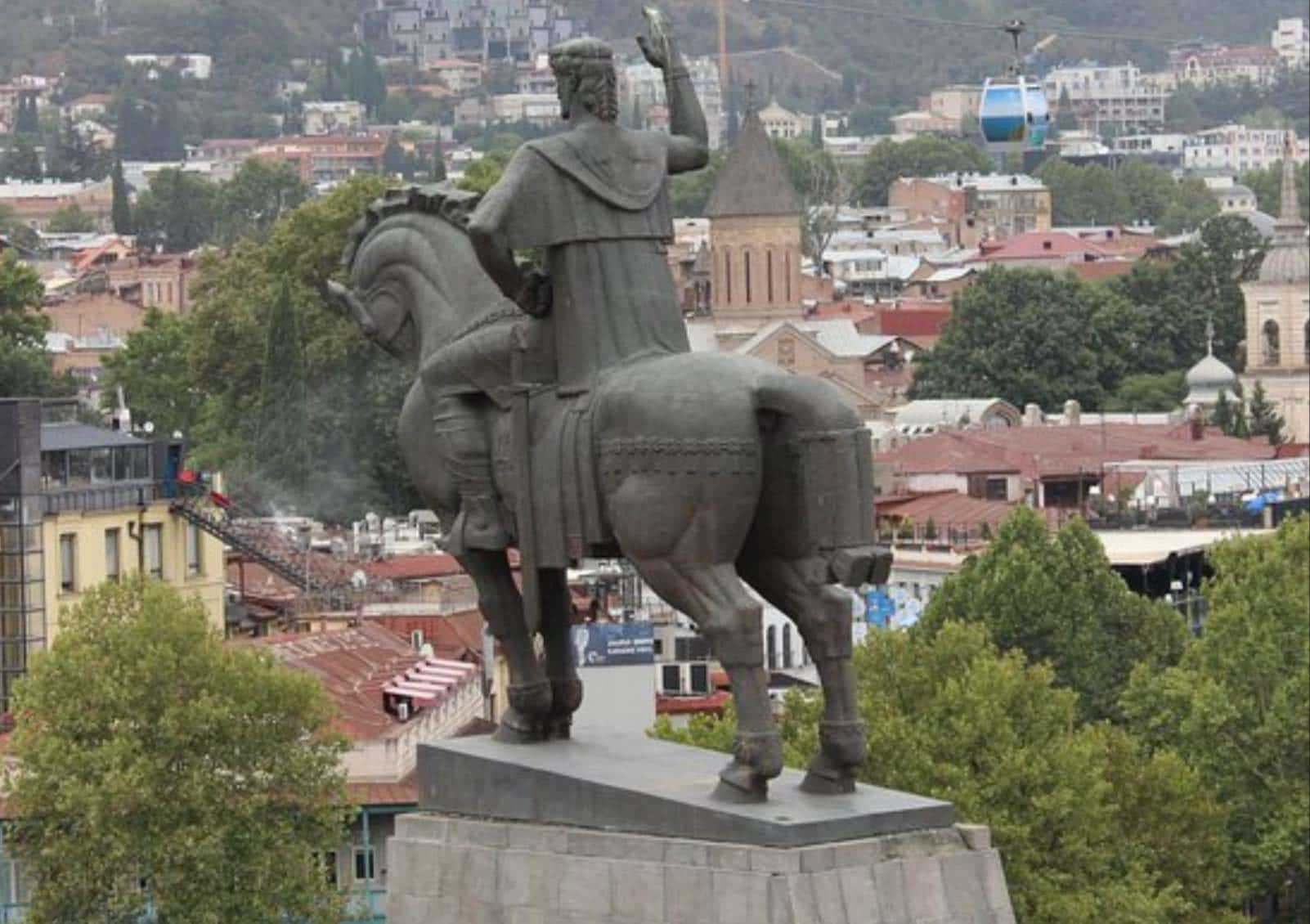 Rey Vakhtang Gorgasali