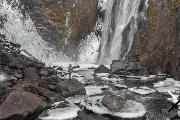 Cascada de Vøringfossen