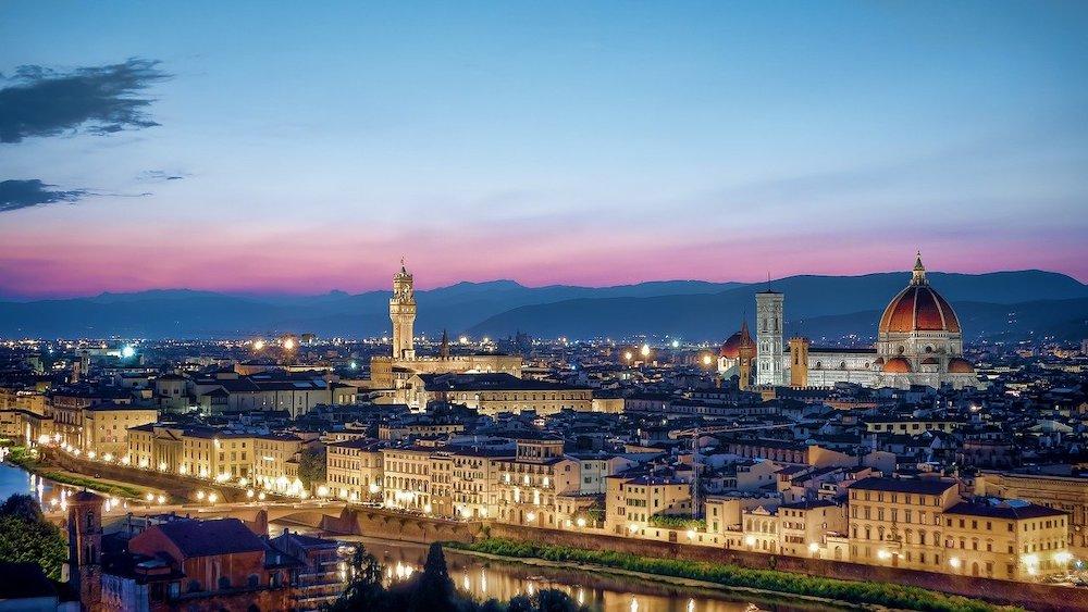 Florencia, una de las ciudades más bonitas de Europa